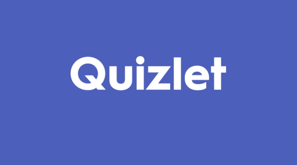 quizletの画像